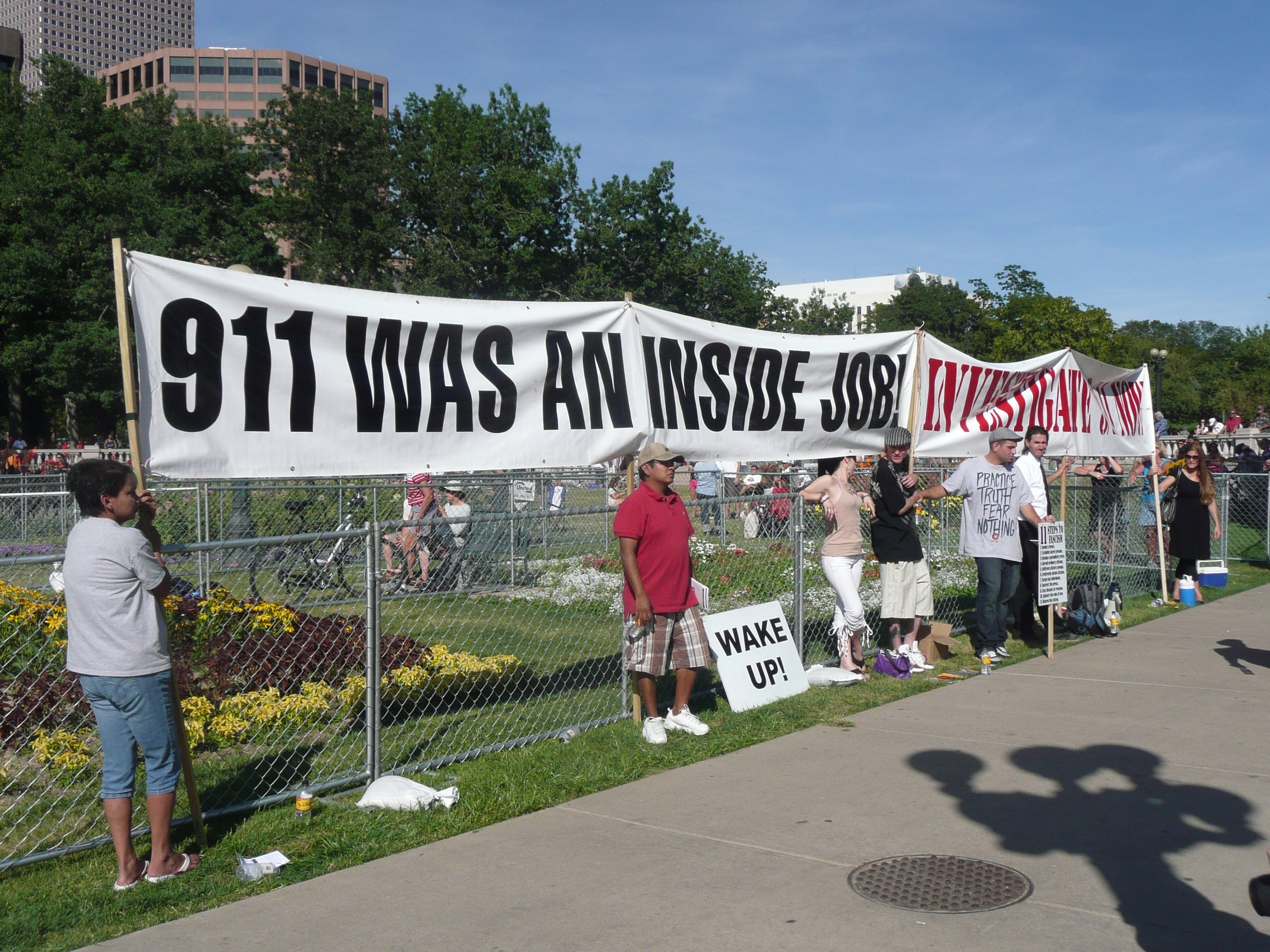 persuasive 911 conspiracy After ten years, the pesky 911 truth movement has refined its arguments but still hasnt proved the attacks were an inside job their key claims are refuted on multiple grounds.