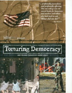 Torturing Democracy cover
