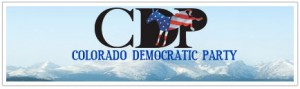 Colorado Democratic Party Logo